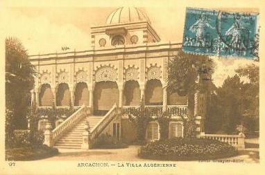 Villa Bois De Boulogne Alger
